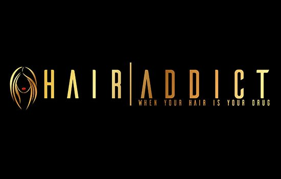 Hair addict logo