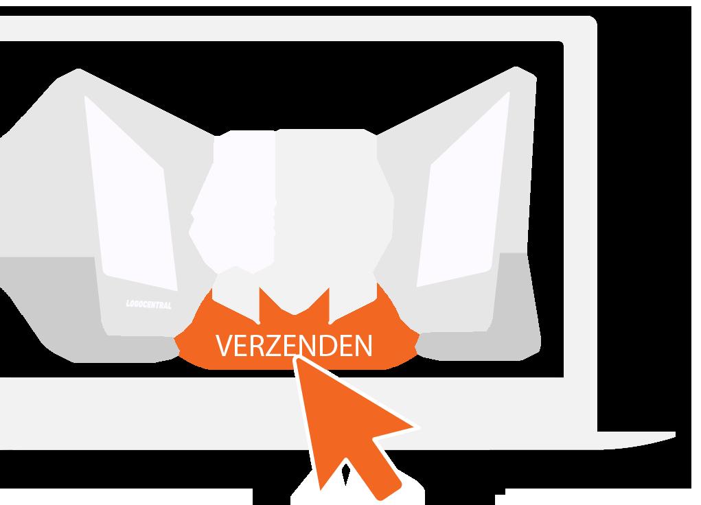Logo Verzenden