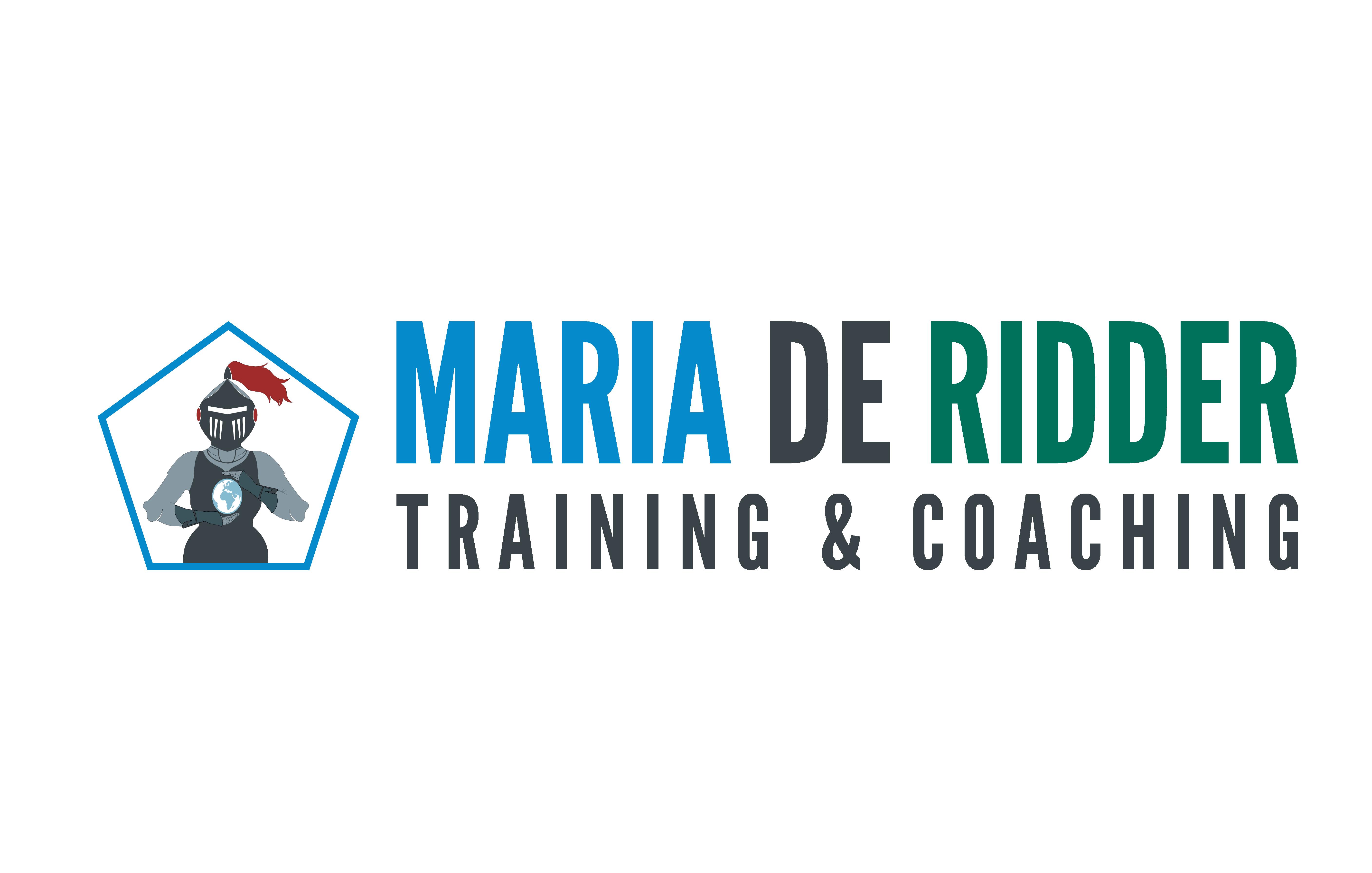 Maria de Ridder Logo
